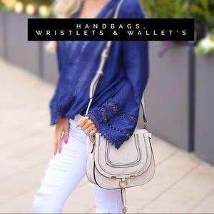 Handbags - Crazy Cute Handbags, Wristlets, Clutches